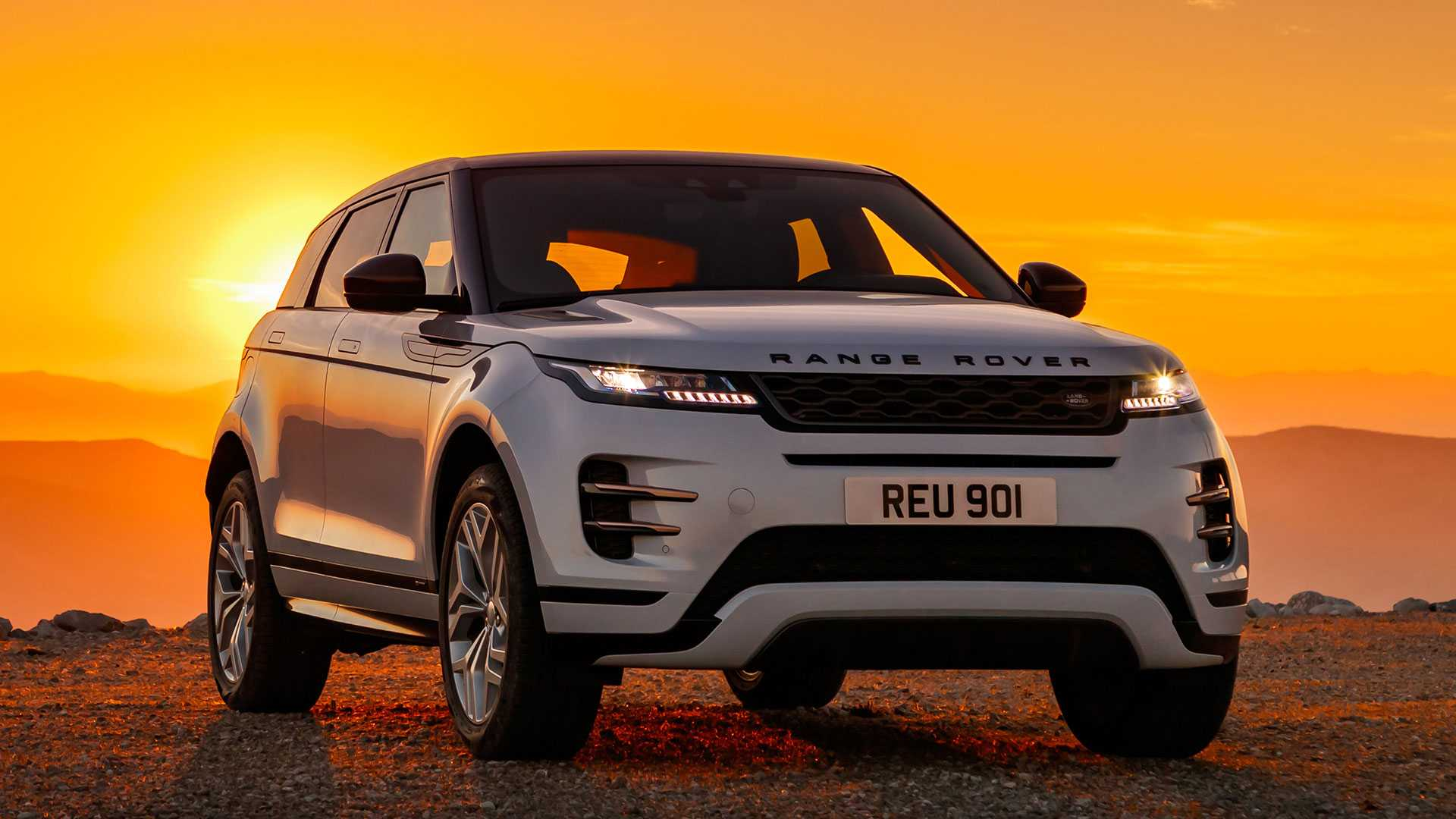 96 The 2020 Range Rover Evoque Review And Release Date