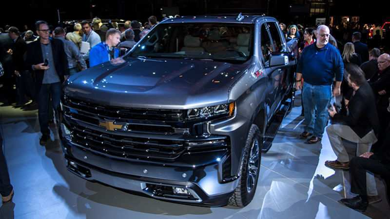 96 The 2020 Silverado 1500 Diesel Performance And New Engine