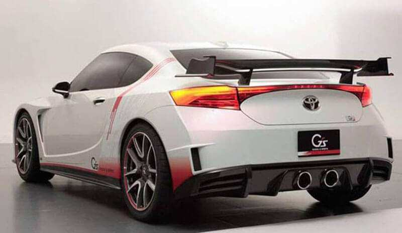 96 The 2020 Toyota Celica Picture