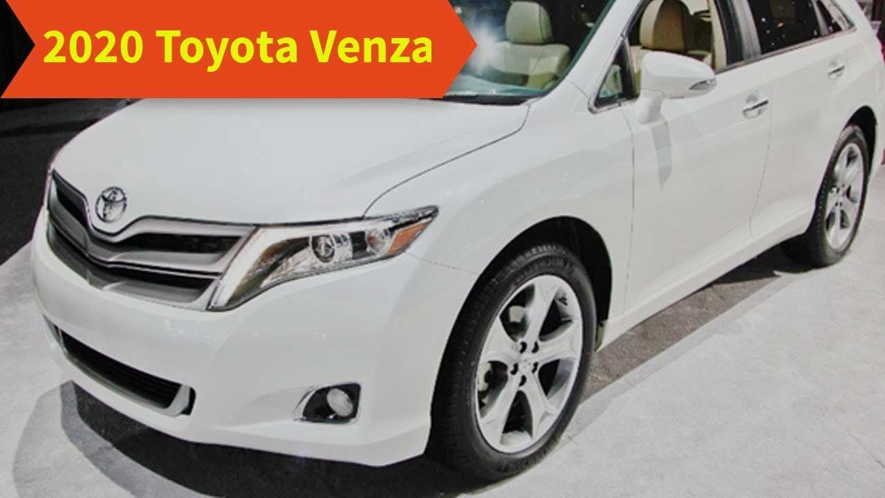 96 The 2020 Toyota Venza Pictures