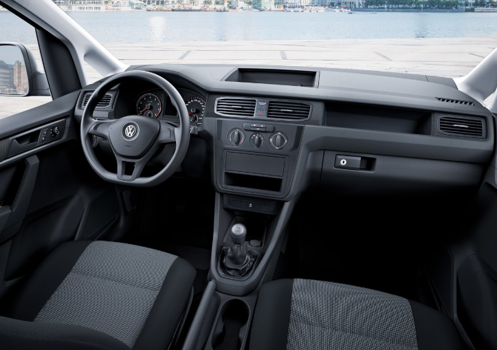 96 The 2020 VW Caddy Exterior And Interior