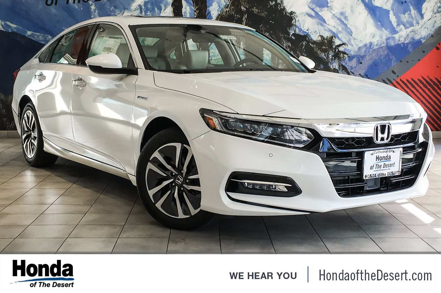 96 The Best 2019 Honda Accord Hybrid Style