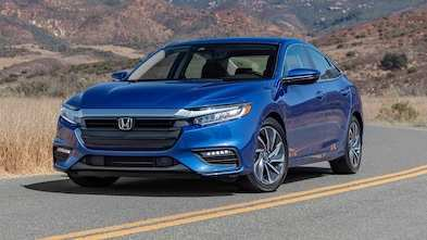 96 The Best 2019 Honda Insight Style