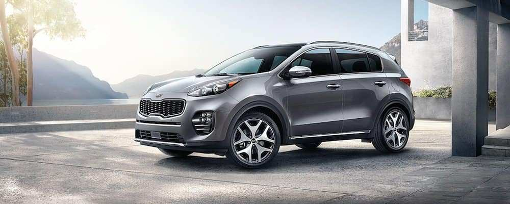 96 The Best 2019 Kia Sportage Review Concept