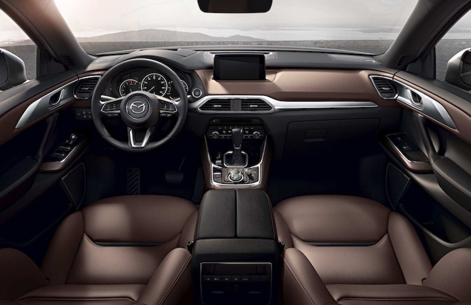 96 The Best 2019 Mazda Cx 9 Rumors Release Date And Concept