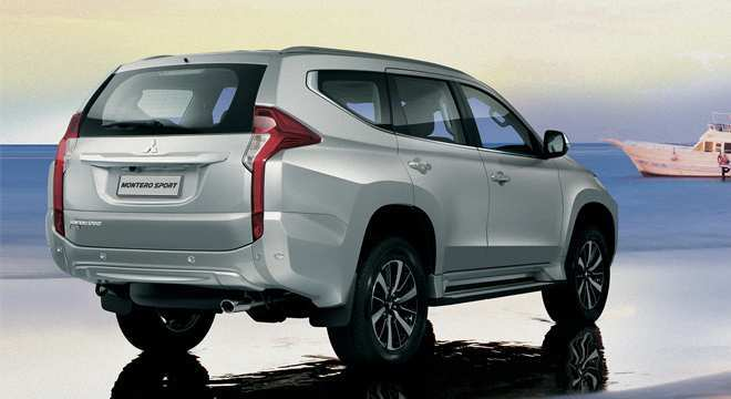 96 The Best 2019 Mitsubishi Montero Sport Philippines New Model And Performance