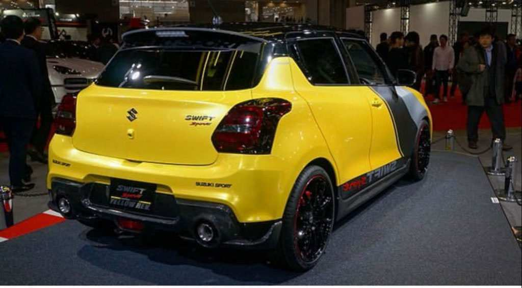 96 The Best 2019 New Suzuki Swift Sport Concept
