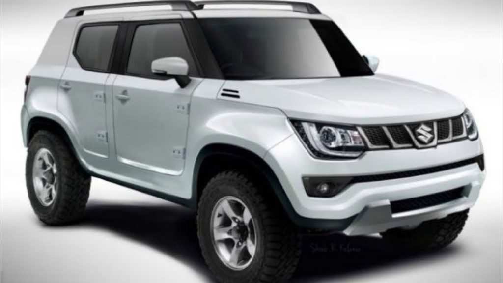 96 The Best 2019 Suzuki Jimny Model Concept And Review