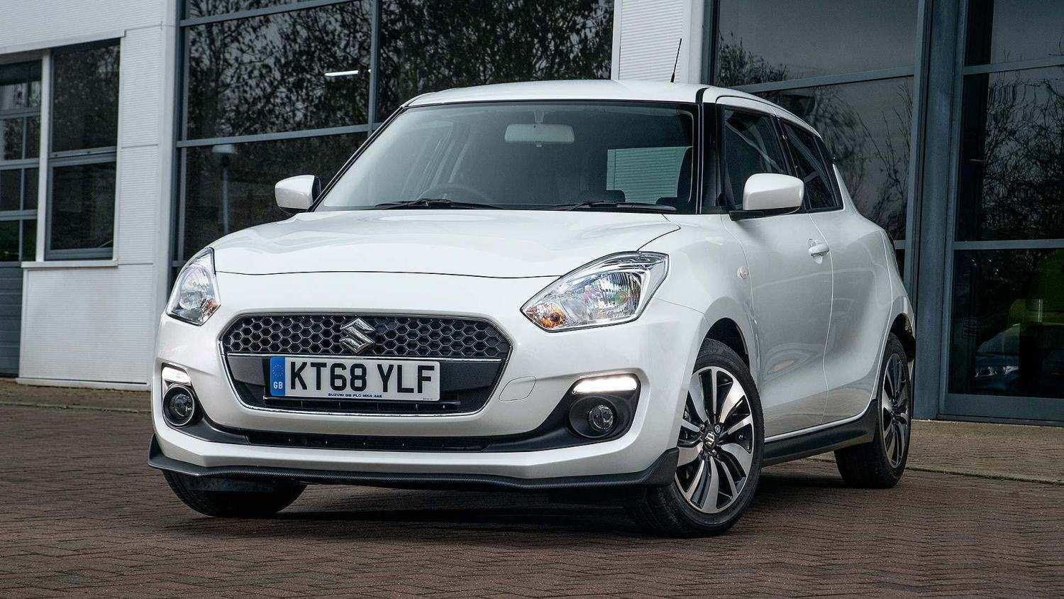 96 The Best 2019 Suzuki Swift Prices