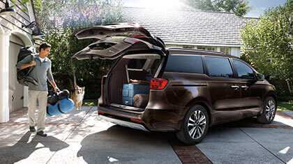 96 The Best 2019 The All Kia Sedona Review And Release Date