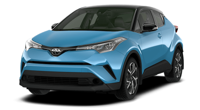 96 The Best 2019 Toyota C Hr Compact Exterior