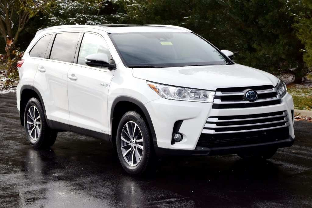 96 The Best 2019 Toyota Highlander Concept