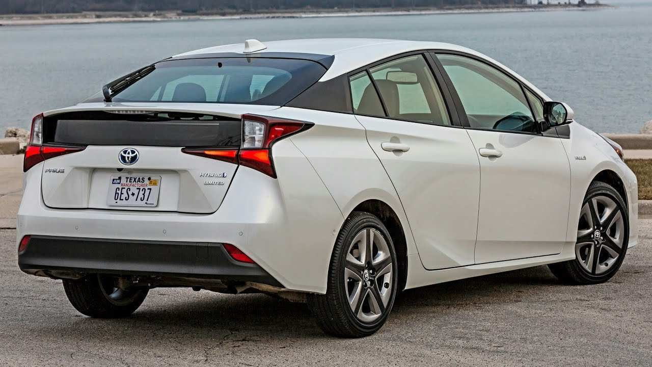 96 The Best 2019 Toyota Prius Pictures Release Date And Concept