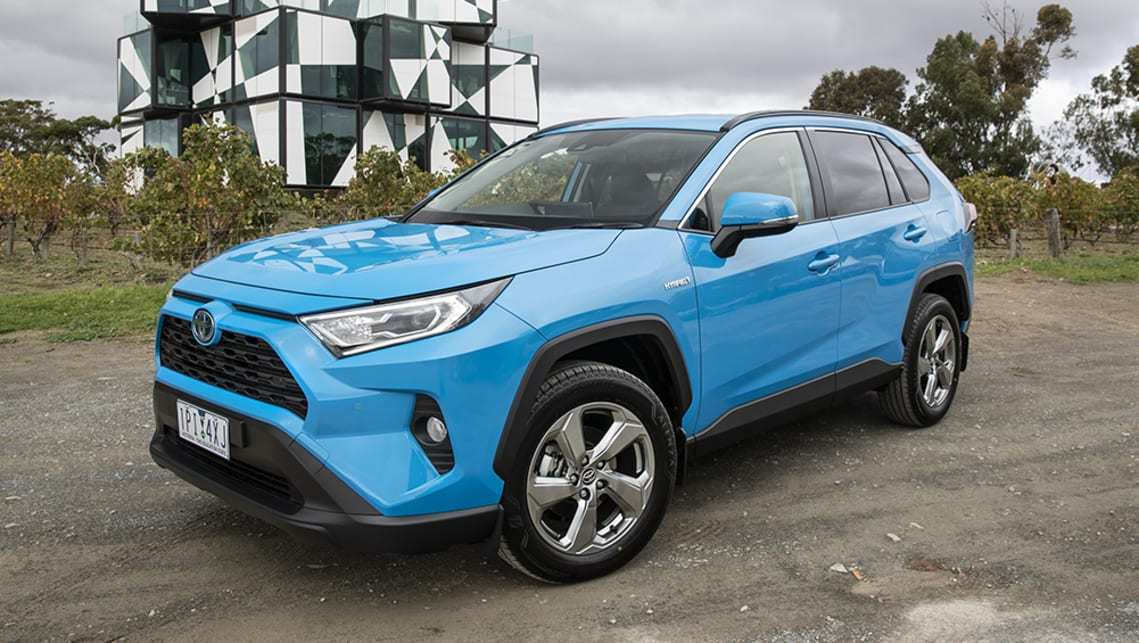 96 The Best 2019 Toyota Rav4 Hybrid Images