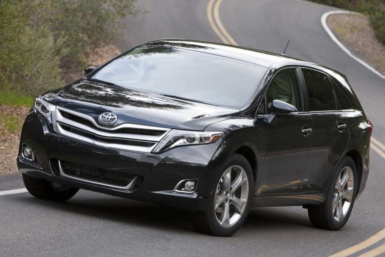96 The Best 2019 Toyota Venza Configurations