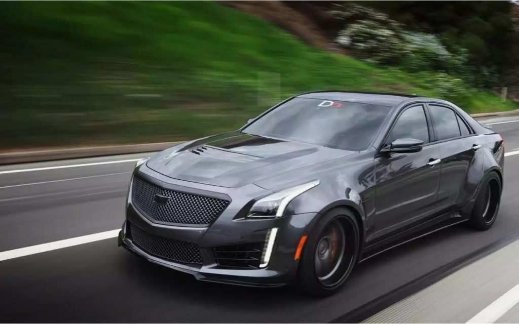 96 The Best 2020 Cadillac CTS V Redesign And Review