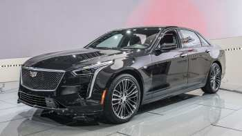 96 The Best 2020 Cadillac Ct6 V New Model And Performance