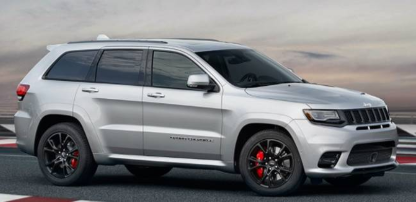 96 The Best 2020 Grand Cherokee Srt Hellcat Photos