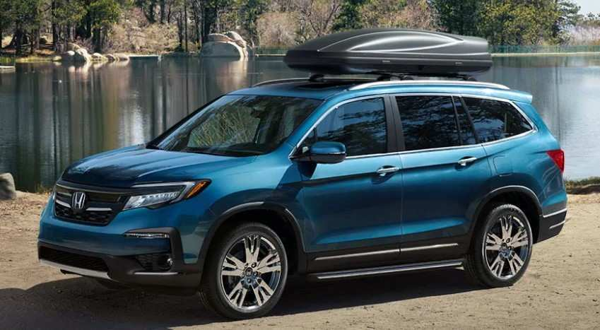 96 The Best 2020 Honda Pilot Price And Review