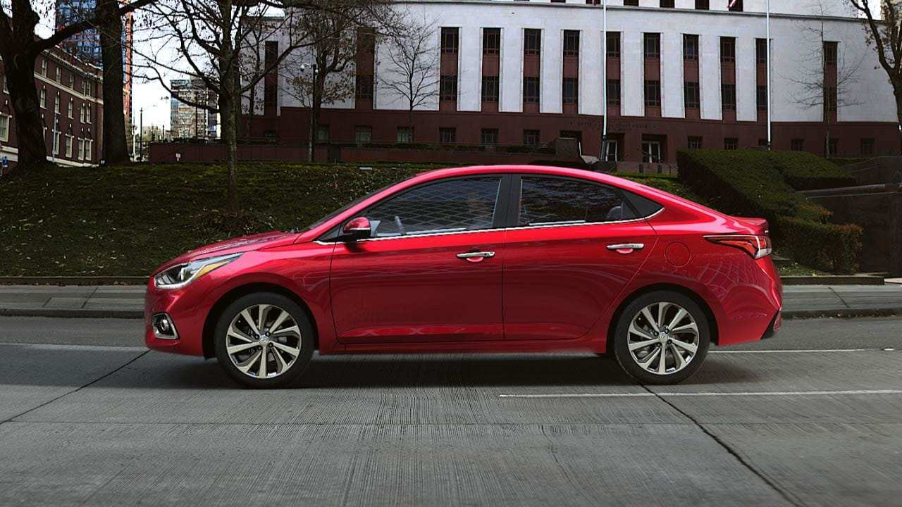 96 The Best 2020 Hyundai Accent Hatchback Exterior And Interior