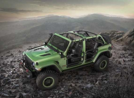 96 The Best 2020 Jeep Wrangler Rubicon Release Date And Concept