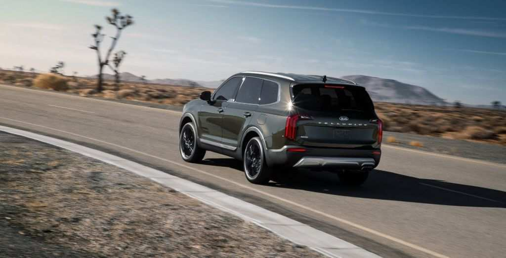 96 The Best 2020 Kia Telluride Price In Uae Photos