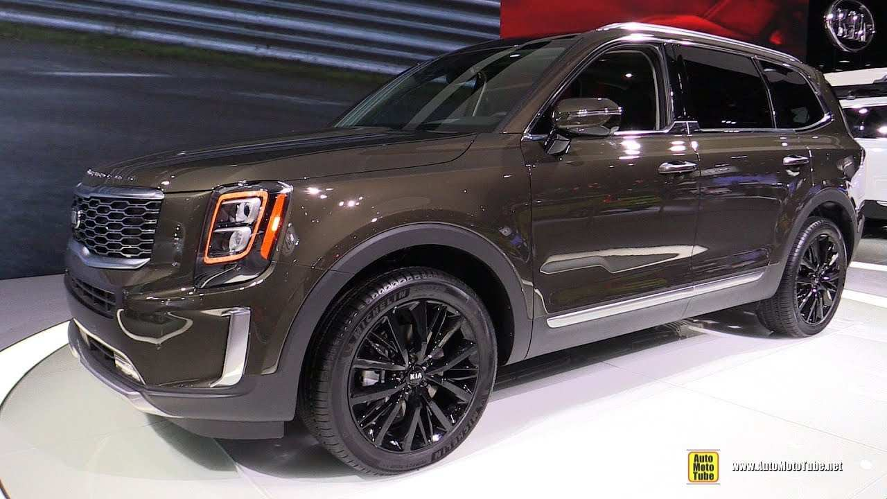 96 The Best 2020 Kia Telluride Sx Awd Images