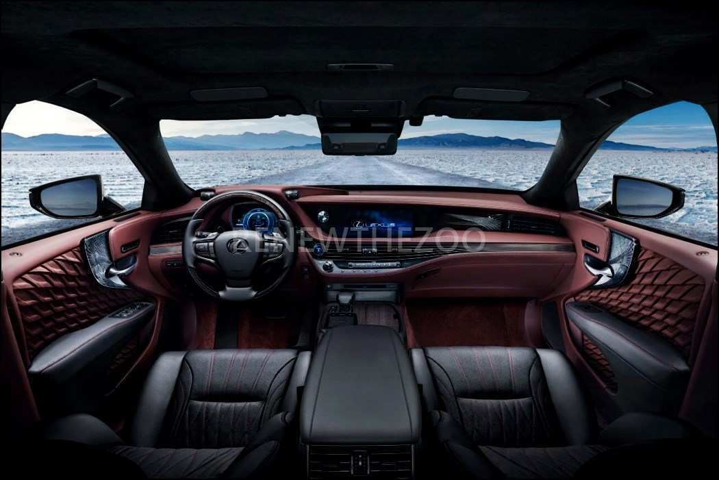 96 The Best 2020 Lexus Ls 460 Picture