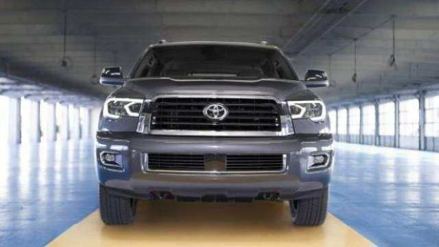 96 The Best 2020 Toyota Sequoia Review And Release Date