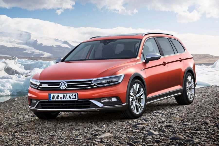 96 The Best 2020 Vw Passat Alltrack Prices