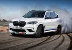 BMW Electric Vehicles 2020