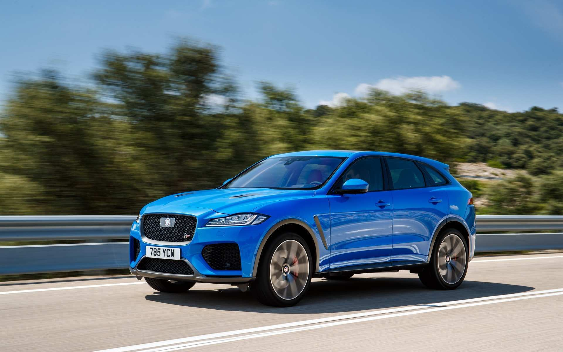 96 The Best Jaguar F Pace Svr 2020 Performance