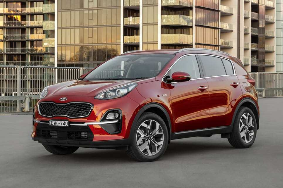 96 The Best Kia Sportage 2019 Vs 2020 Redesign