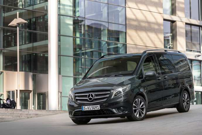 96 The Best Mercedes Vito 2019 Concept