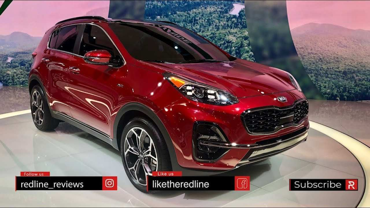 96 The Best New Kia Sportage 2020 Youtube Release