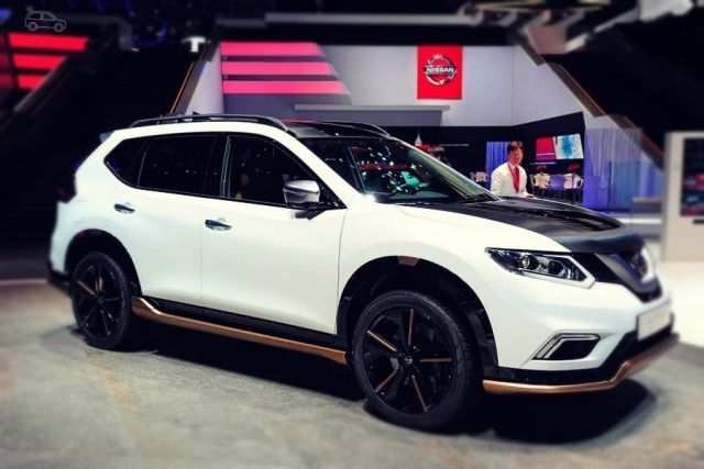 96 The Best Nissan X Trail 2020 Review Interior