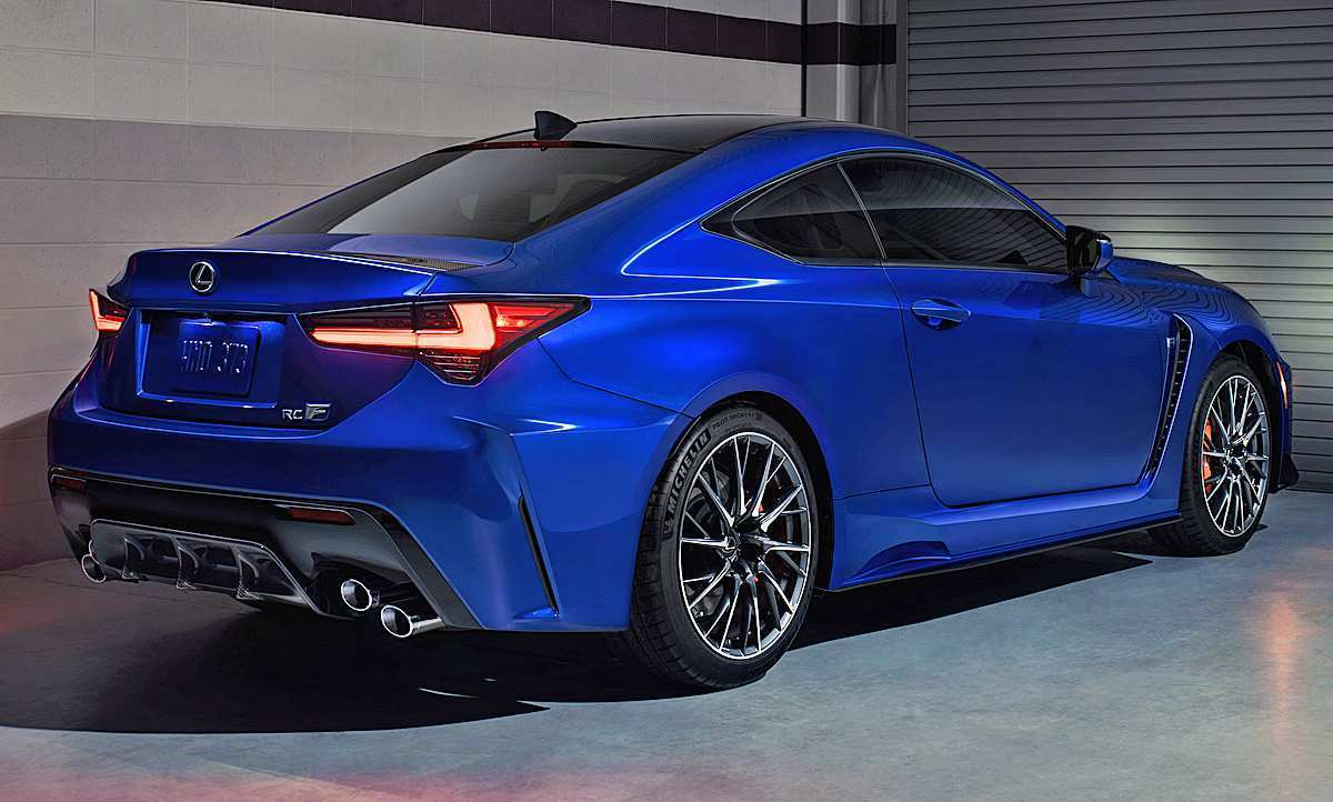 96 The Best Rcf Lexus 2019 History