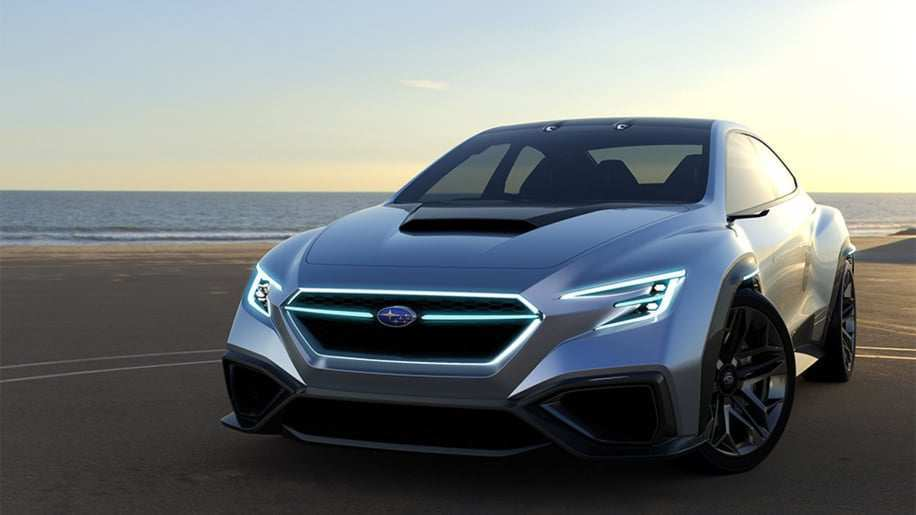 96 The Best Subaru Wrx 2019 Concept New Model And Performance