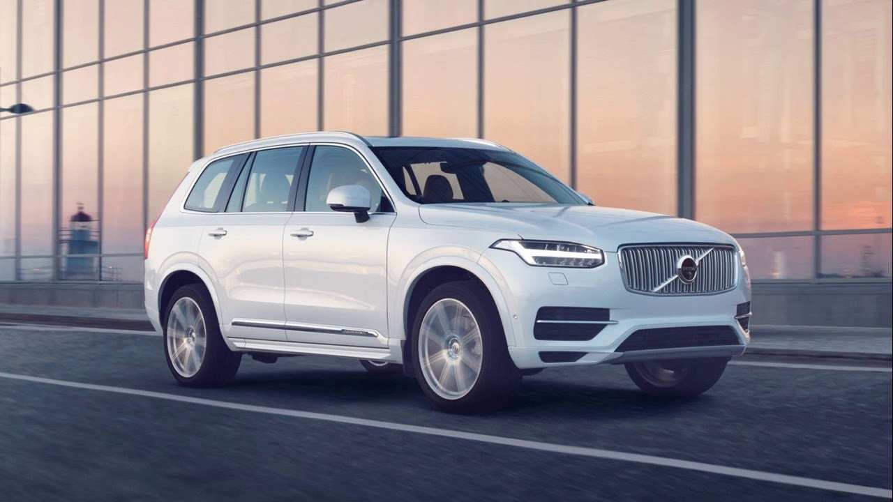 96 The Best Volvo Cx90 2019 Review And Release Date