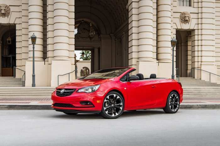 96 The Buick Cascada 2020 Prices