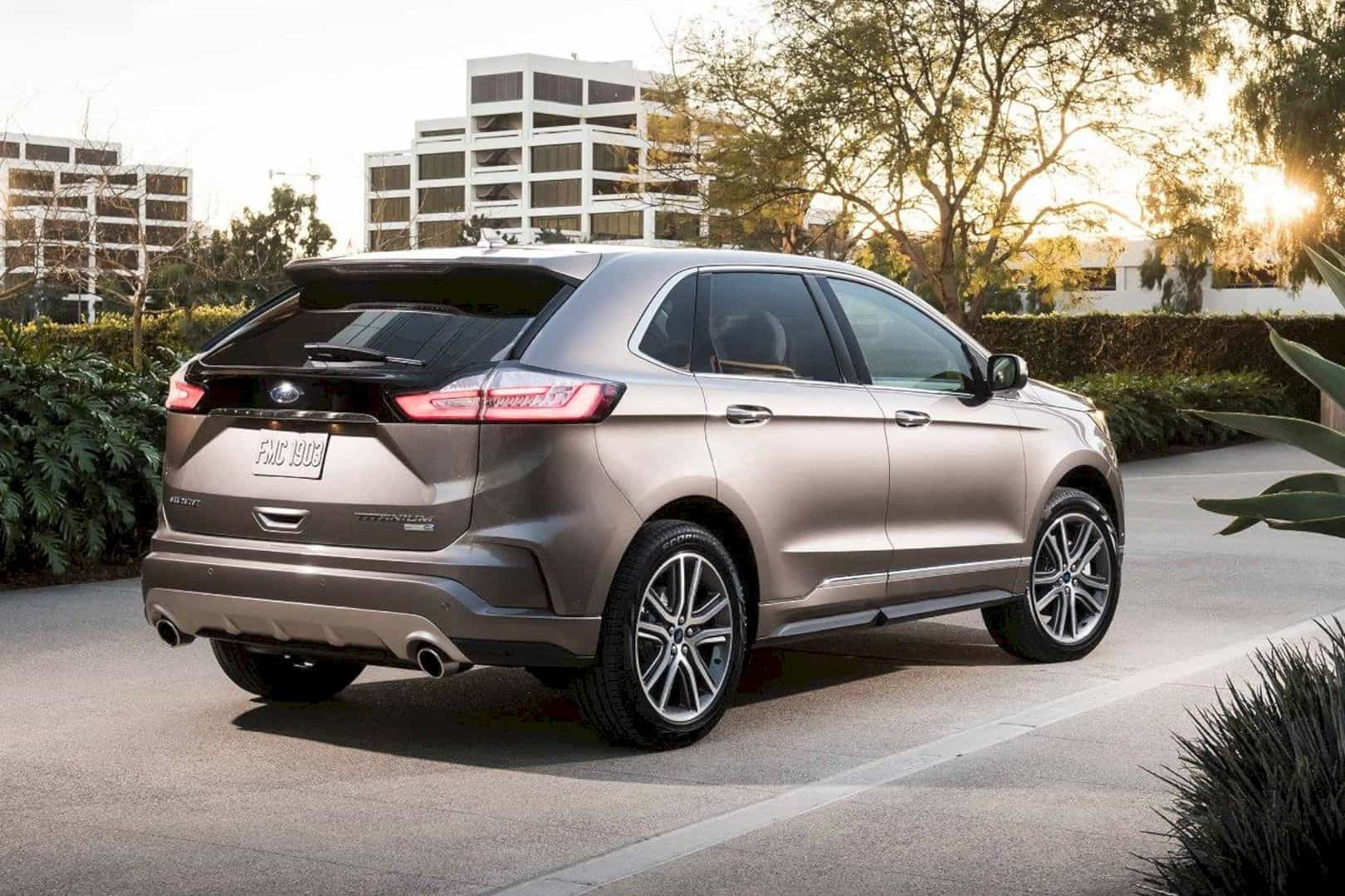 96 The Ford Edge New Design Photos