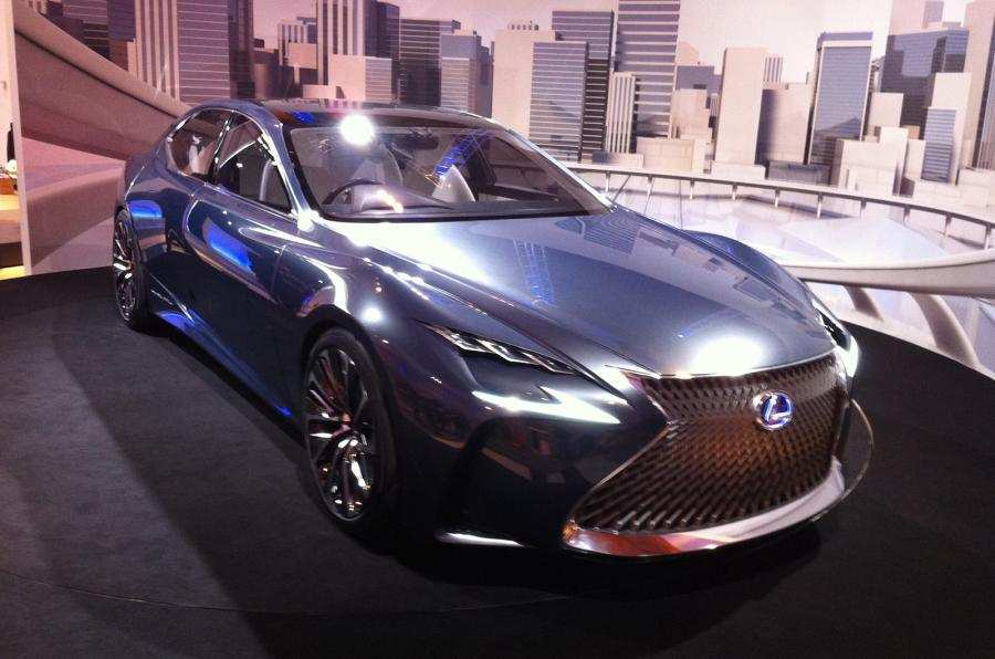 96 The Lexus Concept 2020 Concept And Review