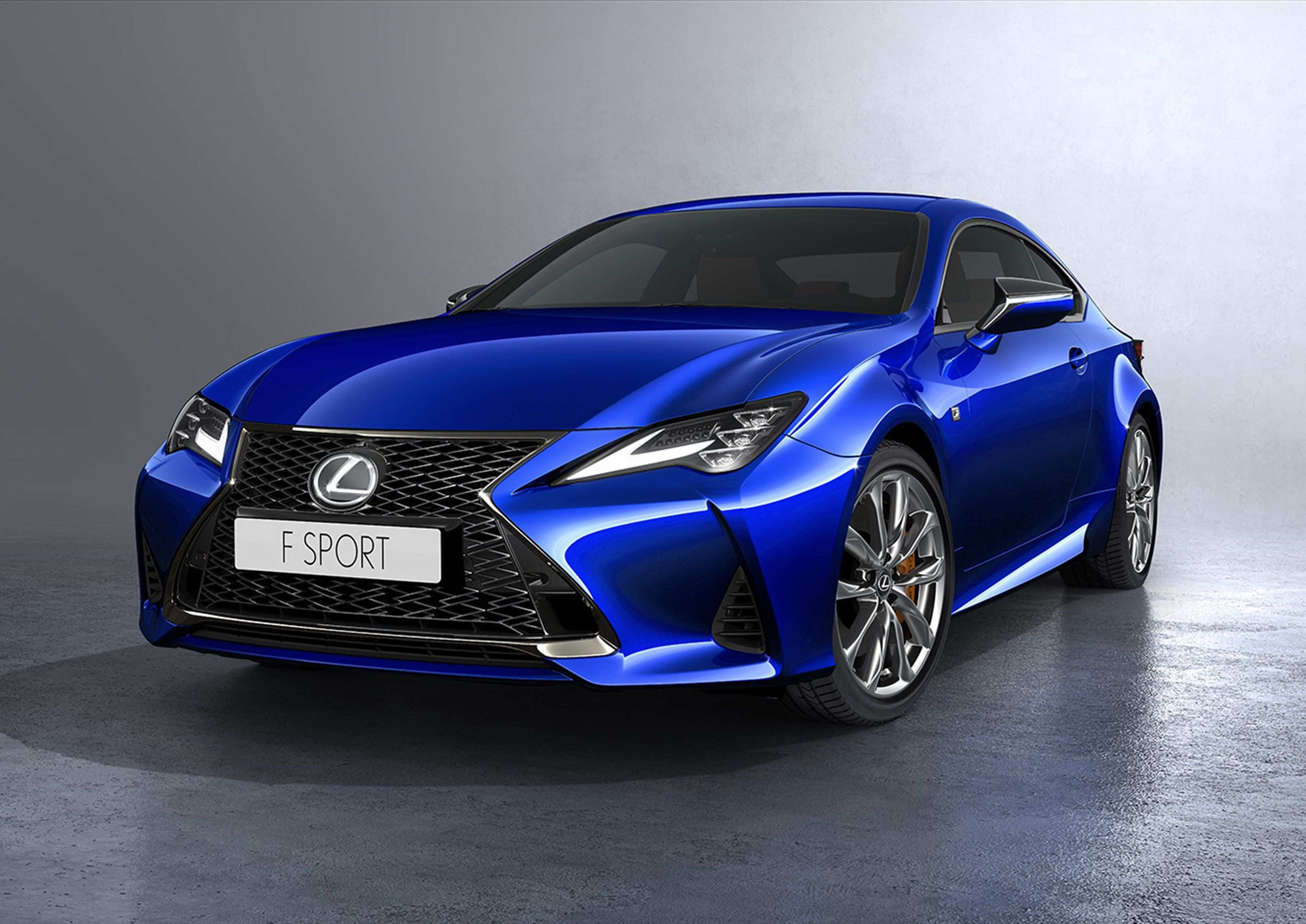 96 The Lexus F Sport 2020 Review And Release Date