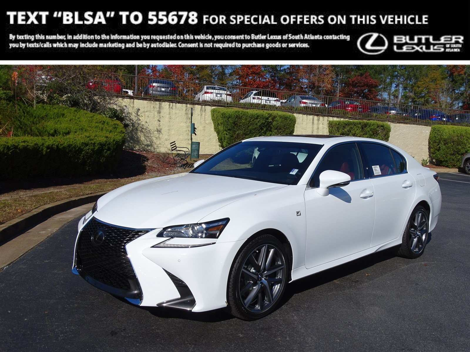 96 The Lexus Gs 2019 Exterior