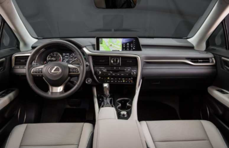 96 The Lexus Lx 2019 Interior Research New