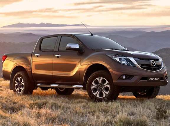 96 The Mazda Bt 50 Pro 2019 Overview