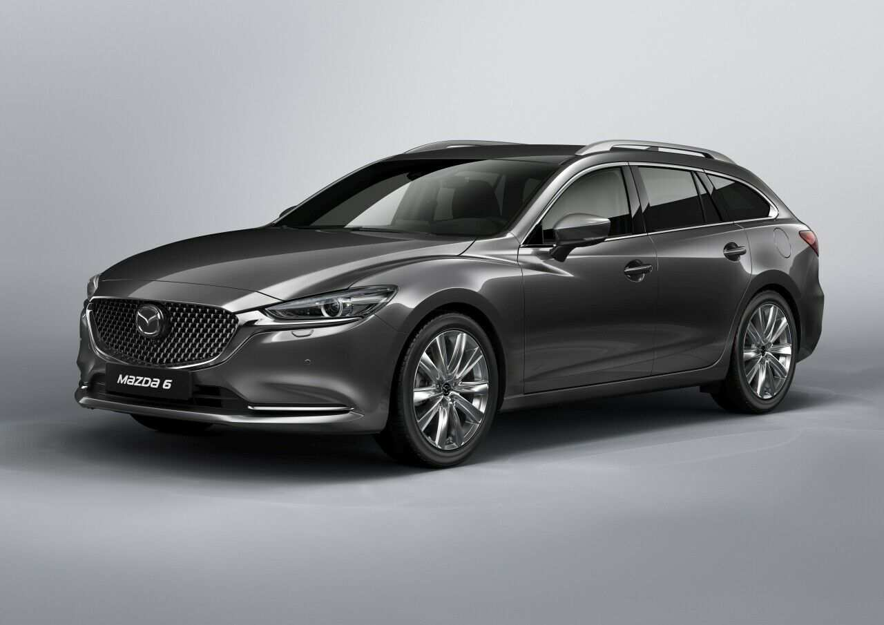 96 The Neuer Mazda 6 Kombi 2020 Redesign And Concept