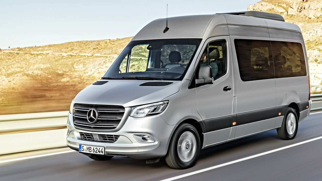 96 The Sprinter Mercedes 2019 History