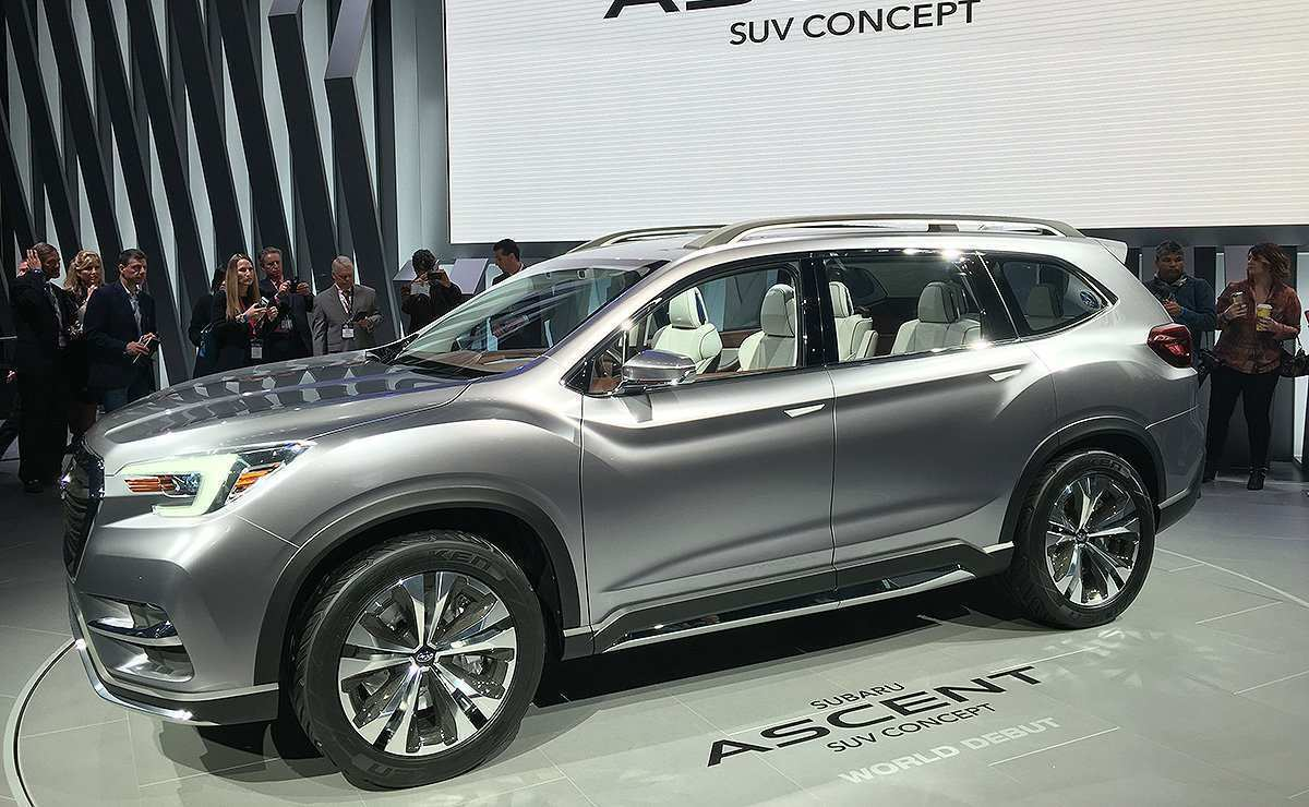 96 The Subaru Forester 2020 Concept Research New