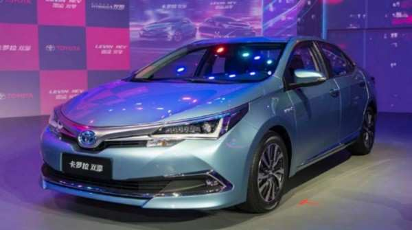 96 The Toyota Avensis 2020 Overview